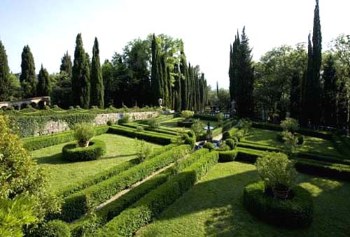 Garden design courses in Florence